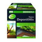 Грунт питательный Dennerle Nano Deponit Mix, для мини-аквариумов, готовая смесь, 1кг