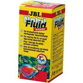 Жидкий корм JBL NobilFluid Artemia для мальков, с артемией и вит., 50 мл., 54 г.
