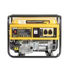 Генератор бензиновый DENZEL GE 4500, 4.5 кВт, 220В/50Гц, 25 л, ручной старт
