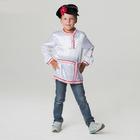 Русский народный костюм для мальчика, рубаха + картуз, р-р 28, рост 98-104 см