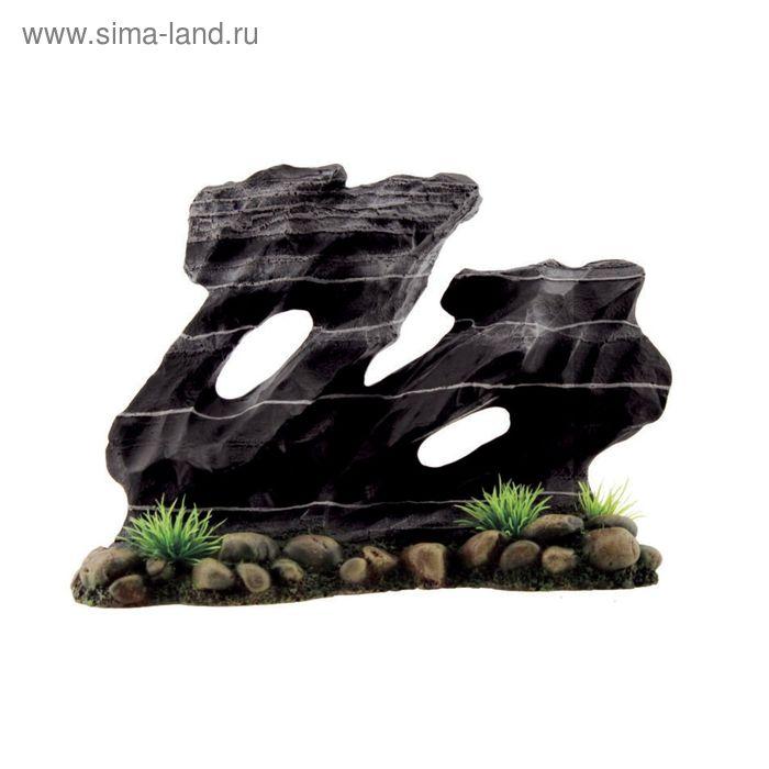Композиция декоративная ArtUniq Stone Sculpture S Каменная скульптура, 24x10x17,5 см