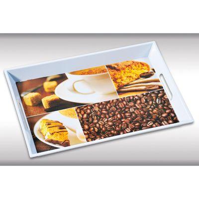 Поднос «Кофейный завтрак», пластик, 50 х 35 см