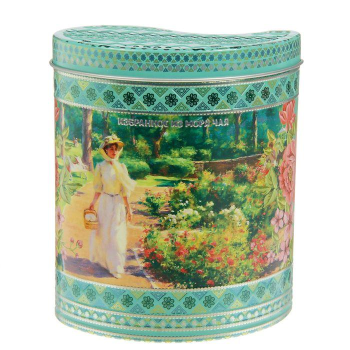 """Чай """"ИМЧ"""" Жесть - Грезы любви, зеленая (1201), подарочный, Шри-Ланка, 75гр."""