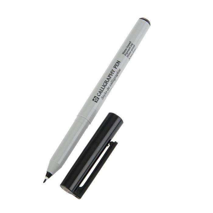 Ручка капиллярная для каллиграфии Sakura Calligraphy Pen Black 1.0 мм