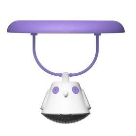 Емкость для заваривания чая с крышкой Birdie Swing, фиолетовая