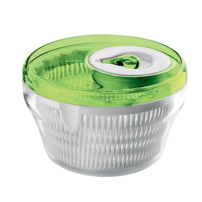 Сушилка для салата My Kitchen маленькая зеленая