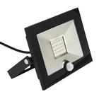 Прожектор светодиодный ASD СДО-5Д-30, 30 Вт, 230 В, 6500 К, 2250 Лм, IP65, датчик движения
