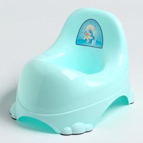 Горшок детский антискользящий «Ниш-Бейби», цвет МИКС