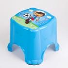 Детский табурет-подставка, антискользящие ножки, цвет МИКС для мальчика