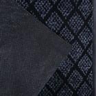 Коврик придверный влаговпитывающий «Галант», 50×80 см, цвет серый - фото 4657503