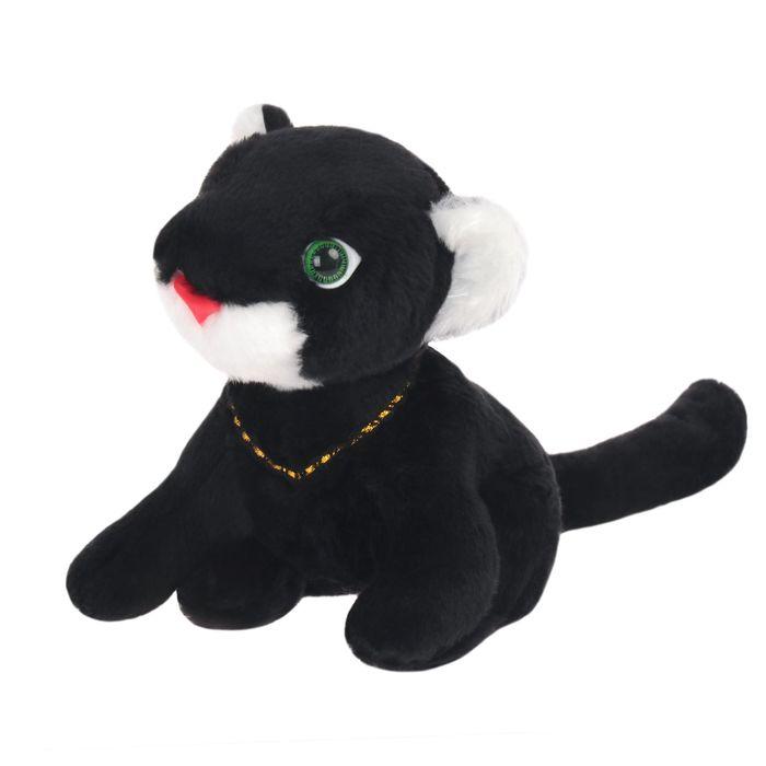 "Мягкая игрушка ""Пантера Лера"""