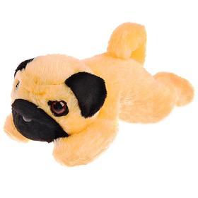 Мягкая игрушка «Собака Мопс»