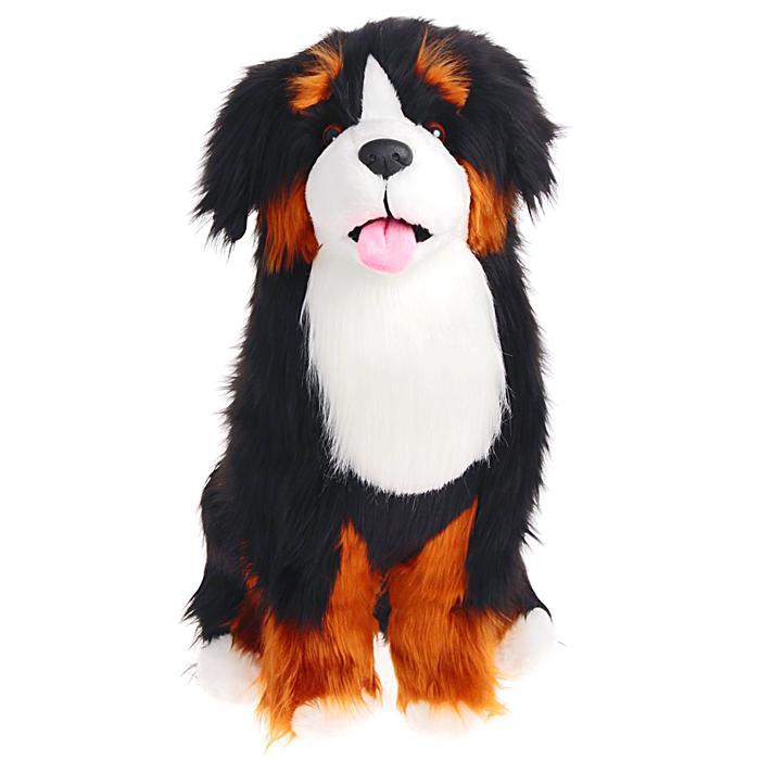 """Мягкая игрушка """"Собака Вулкан"""""""