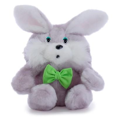 Мягкая игрушка-рюкзак «Заяц», 37 см, МИКС