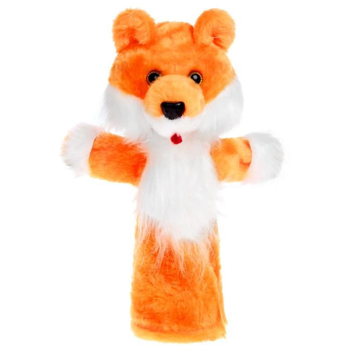 Мягкая игрушка на руку «Лиса Би-ба-бо» - фото 725128181