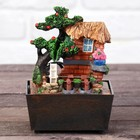 "Fountain ""Tree house"" 10,5*14*19 cm"