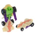 Робот-трансформер «Гонка»