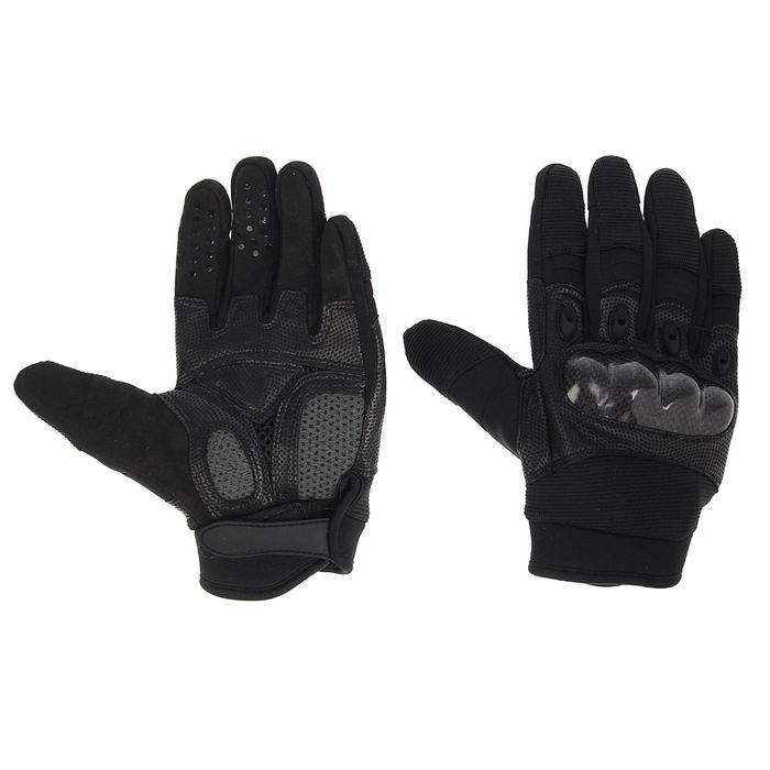 Перчатки Military Half Finder Gloves GL616, размер M, black