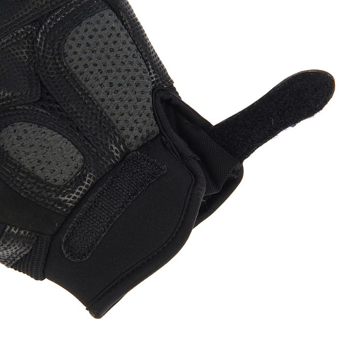 Перчатки Military Half Finder Gloves GL616, размер M, black