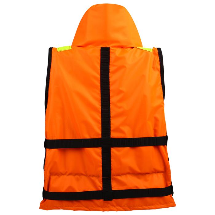 Жилет спасательный с подголовником «Докер», 60 кг