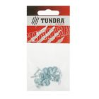 Саморезы с прессшайбой TUNDRA krep, 4.2х13 мм, сверло, 18 шт.