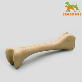 Косточка пластиковая для собак, размер L (18 см)