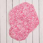 Повязка на голову для девочки, размер 47, цвет малиновый 30087020320.701_М