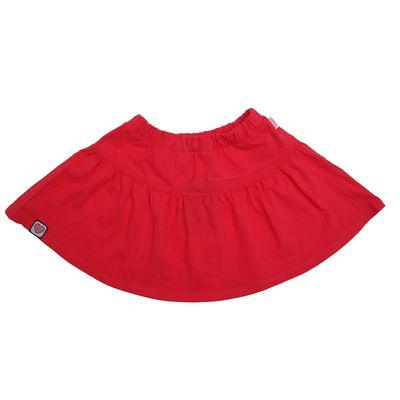 Юбка для девочки, рост 134 см, цвет коралловый  36068021044.K00