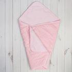 Конверт-одеяло, размер 90х90 см, цвет розовый 37006004651.000