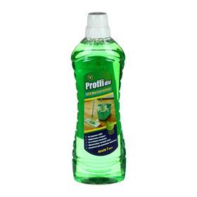"""Средство для мытья полов Proffidiv """"Зеленое яблоко"""", 1 л"""
