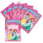 """Разделитель листов для папки (портфолио) """"Принцессы"""", детский сад, 8 листов, 21 х 30 см"""