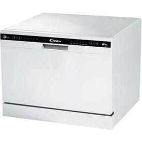 Посудомоечная машина Candy CDCP 6/E-07, 6 комплектов, 6.5 л, Класс А, белая