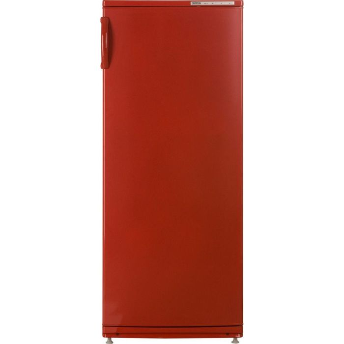 Морозильная камера Атлант М7184-030, 240 л, класс А, однокамерная, красная