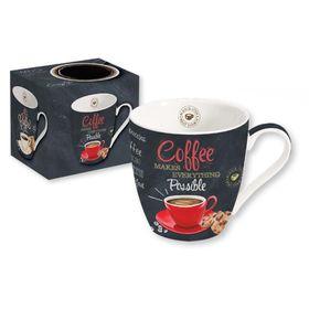 """Кружка """"Coffee"""" 0.35л"""