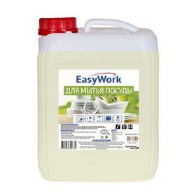 Средство для мытья посуды EasyWork  Цитрус, 5л