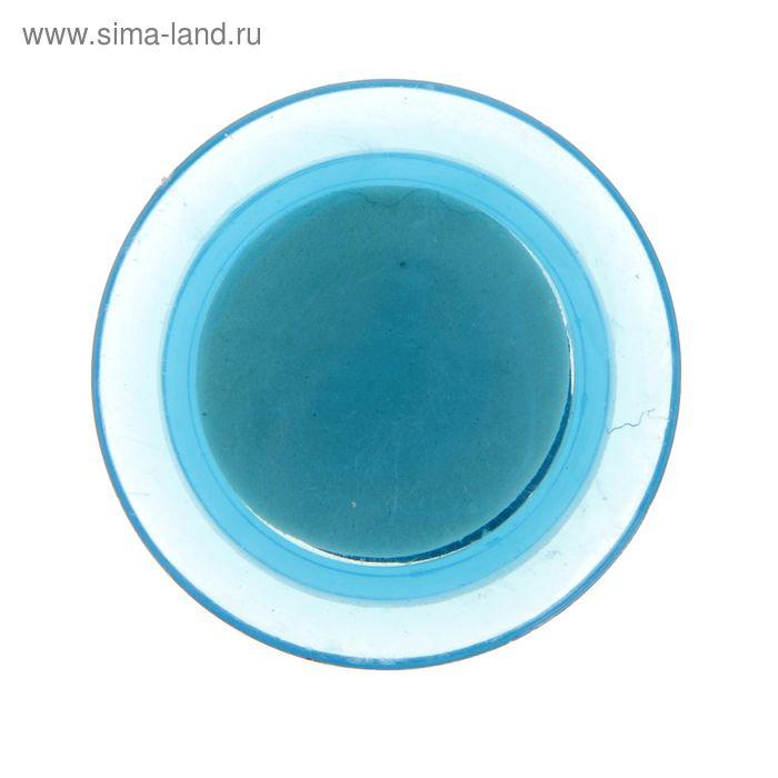 """Магнит офисный """"Круг прозрачный"""" МИКС 4х4 см"""