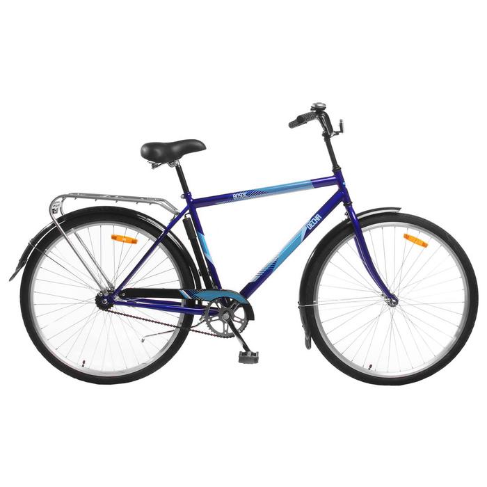 """Велосипед 28"""" Десна Вояж Gent, 2017, цвет синий, размер 20"""""""