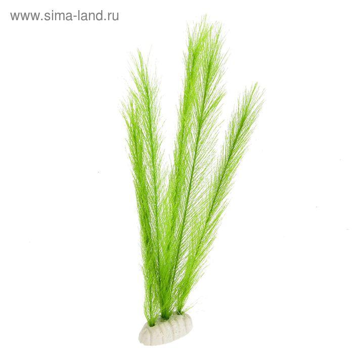 Растение искусственное аквариумное 15 х 3 х 30 см