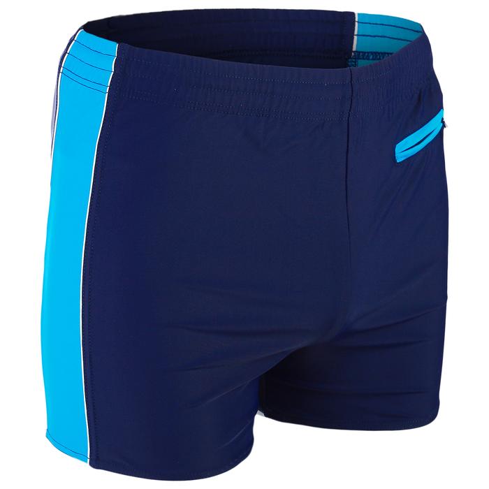 Плавки-шорты с карманом, размер 48, цвет микс