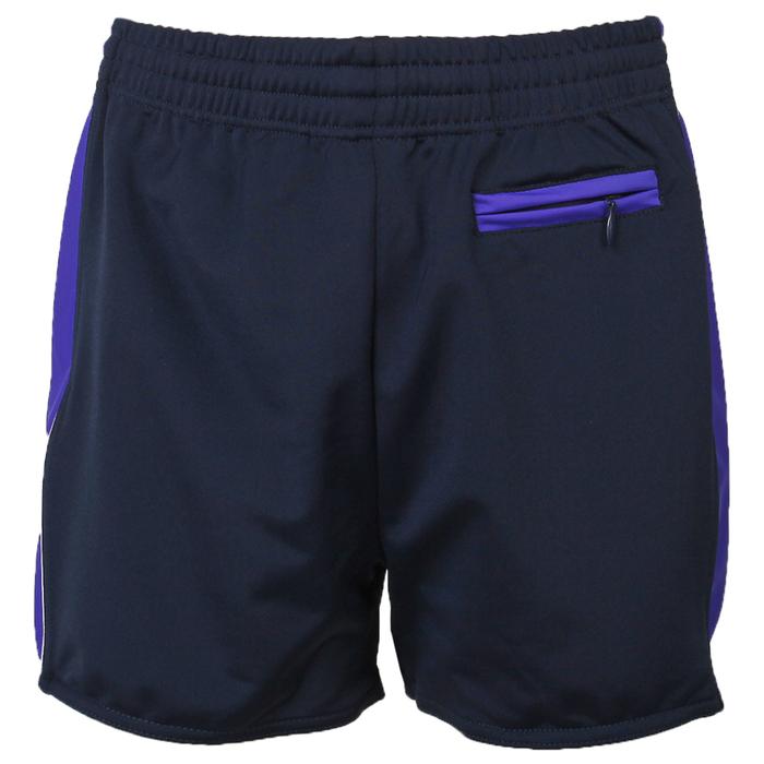 Плавки-шорты с карманом, размер 54, цвет микс