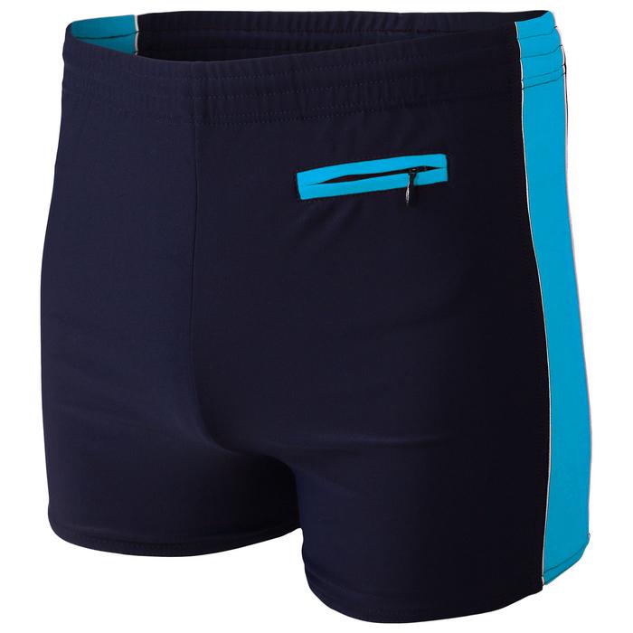 Плавки-шорты с карманом, размер 58, цвет микс