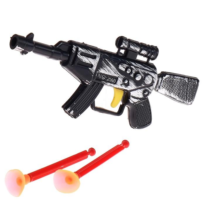 Автомат «Комар», стреляет присосками