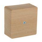 Коробка распределительная HEGEL КРК2701 0201-И, 60x60x30 мм, IPX4, для открытой установки 2138750