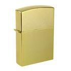 Зажигалка настольная «Золото в узорах», бензин, кремний, 11х16 см
