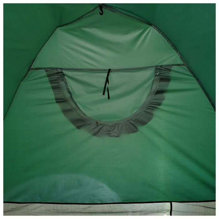 Палатка-автомат 200 х 150 х 110 см, цвет зелёный - фото 36093