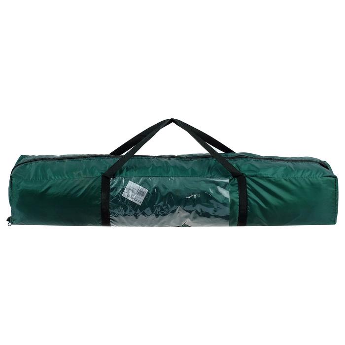 Палатка-автомат 200 х 150 х 110 см, цвет зелёный - фото 36094