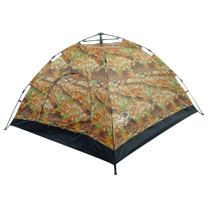 Палатка-автомат 220 х 220 х 150 см, цвет лес - фото 36097