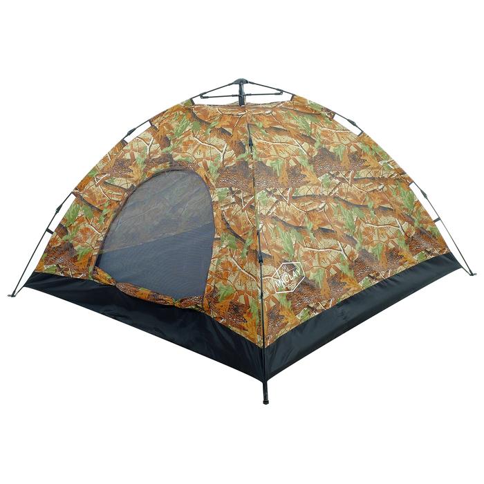 Палатка-автомат 220 х 220 х 150 см, цвет лес - фото 36098