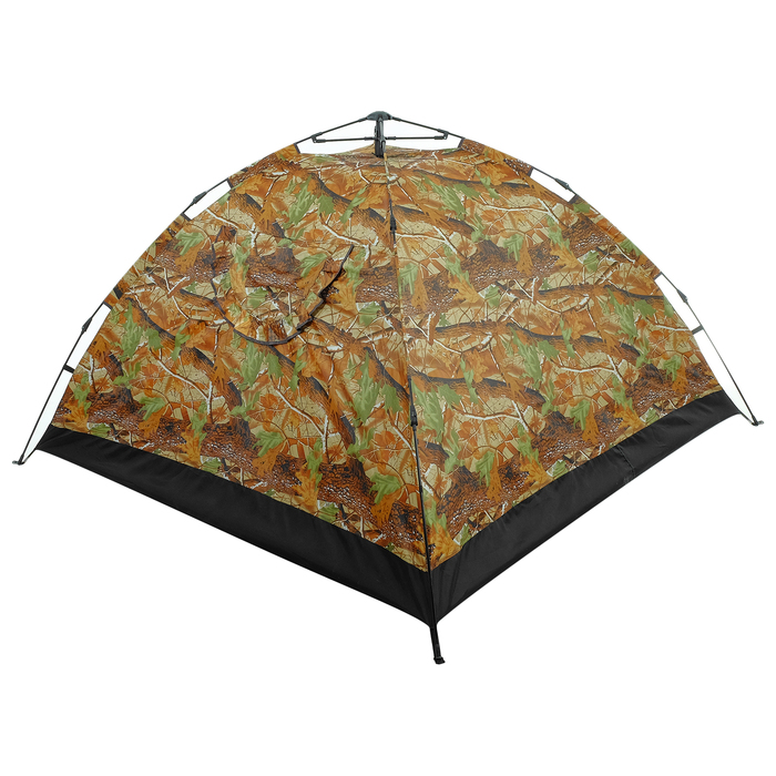 Палатка-автомат 220 х 220 х 150 см, цвет лес - фото 36100