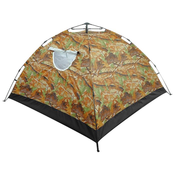 Палатка-автомат 220 х 220 х 150 см, цвет лес - фото 36101